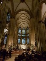 im Dom von Regensburg am 1. Weihnachtsfeiertag