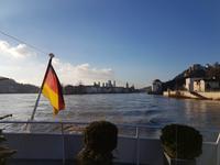 auf der Donau bei Passau