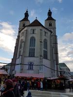 die Neupfarrkirche in Regensburg