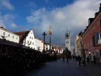 Ansicht von Straubing