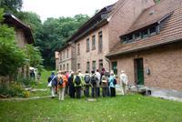 An der alten Wassermühle in Hohenfinow