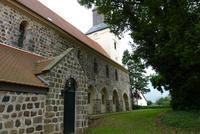 Romanische Kirche von Hohenfinow