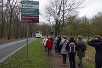 Frühlingswanderung in Moritzburg