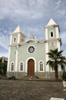 Kirche von Sao Filipe auf Fogo