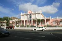 PrÀsidentenpalast in Mindelo