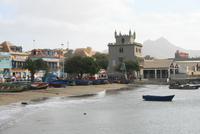 Torre de Belem in Mindelo
