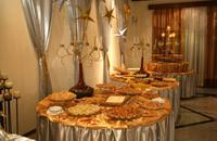 Silvester-Buffet im Hotel Porto Grande