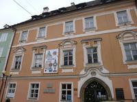 Museum (Pachelbelhaus), Cheb