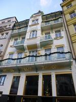 Jugendstil-Hotel Felix Zawojski, Karlsbad