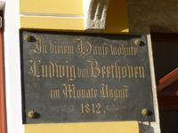 Beethovenhotel, Franzensbad