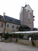 Burgturm, Loket