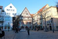Stadtrundgang in Jena - Marktplatz