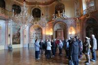Führung in der Heidecksburg Rudolstadt - Festsaal