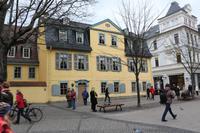 Stadtrundgang in Weimar - Schillerhaus