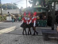 Funchal Madeira Weihnachtsmarkt