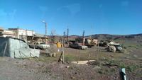 auf dem Weg nach Ouarzazate