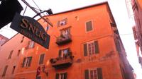 Fassaden in der Altstadt von Nizza