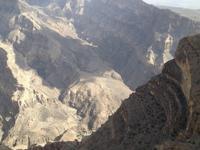 100 auf dem Jabal Shams
