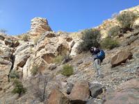 168 Jabal Akhdar - der Grüne Berg