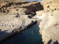 230 im Wadi Bani Khalid