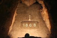 In der Dechenhöhle in Iserlohn