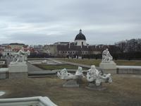 Schloss Belvedere - Gartenanlage