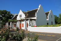 Kolonialarchitektur in Stellenbosch