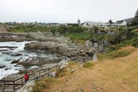 Klippenweg an der Küste von Hermanus