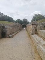 Römisches Eingangstor in das Stadion von Olympia