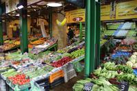 Thessaloniki - Markt