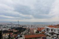 Ausblick auf Thessaloniki von der Altstadt