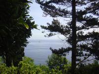 Ausblick zum Meer