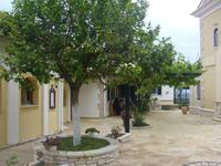 in der Klosteranlage