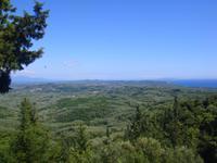 wunderschöne grüne Insel Korfu