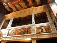In der Kirche im Frauenkloster in Agios Athanasiou