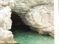 Bottsfahrt - Badestopp mit Grotte vor der Insel Antipaxos