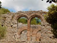 Albanien - Butrint - Basilika aus dem frühen 6 Jh.