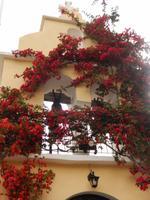 Eingang zum Frauenkloster in Agios Athanasiou