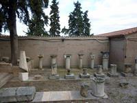 Alt-Korinth Ausgrabung