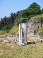 Besichtigung der Ausgrabungsstätte Philippi