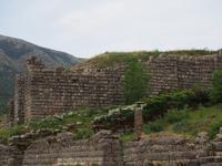 Ausgrabungstätte in Dodona