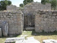 Am Forum von Alt-Korinth