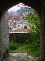 Durchblick in Ioannina