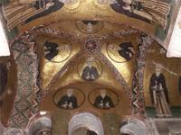 Goldmosaiken im Kloster Ossios Loukas