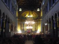 In der Dimitrioskathedrale von Thessaloniki