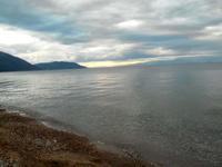 Blick von Itea in den Korinthischen Golf