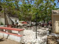 Kloster in der Nähe von Agios Deka