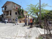 Wanderung zur Bucht von Agios Georgios