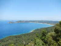 Bucht von Agios Georgios
