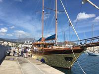 Bootsausflug in der Mirabello-Bucht